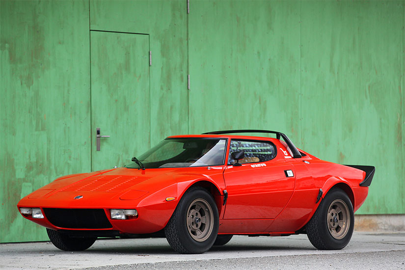 SCW2019_Lancia_Stratos_HF_Stradale_1975_W Gstaad Classic Car Auction | 29. Dezember 2018